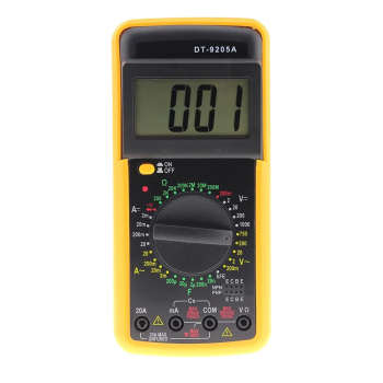مولتی متر مدل DT9205A کد 9800