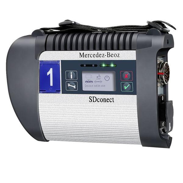 دستگاه دیاگ خودرو مدل Compact 4 مناسب برای مرسدس بنز