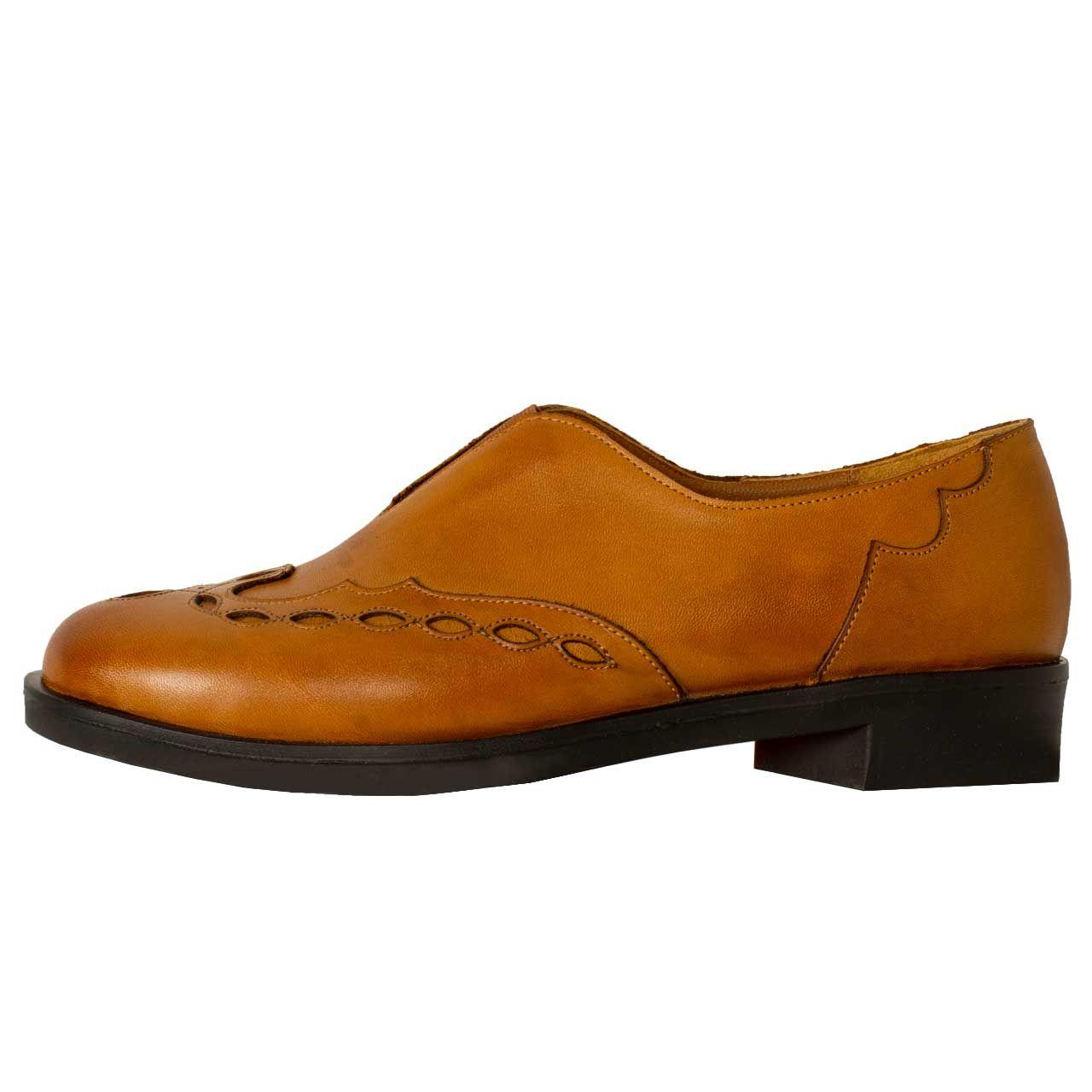 کفش زنانه پارینه چرم مدل show61-1