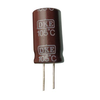 خازن الکترولیت 1000 میکروفاراد مدل DKE35V بسته 8عددی