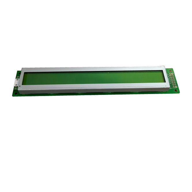 LCD  کاراکتری مدل GRN-CHAR-2X40