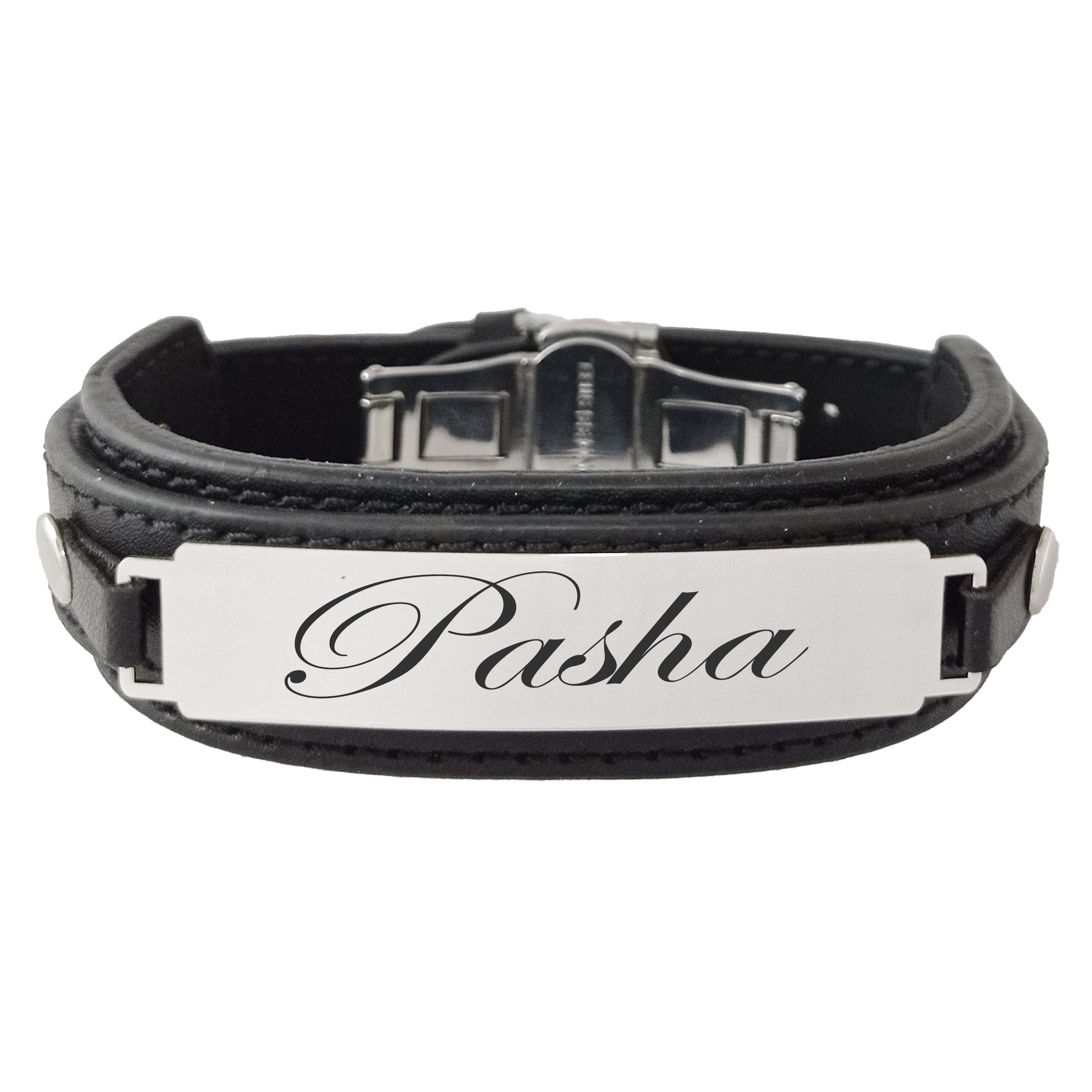 دستبند مردانه ترمه ۱ مدل پاشا کد Sam 893