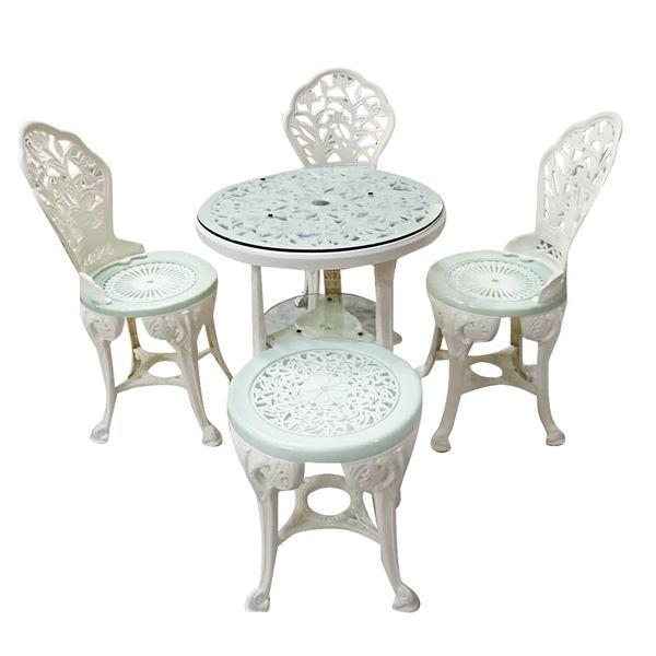 میز و صندلی ناهار خوری 4 نفره مدل B 1400