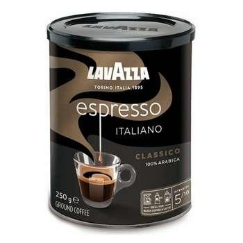 پودر قهوه اسپرسوایتالیانو کلاسیکو لاواتزا - ۲۵۰ گرم