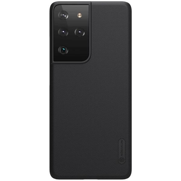 کاور نیلکین مدل Frosted Shield مناسب برای گوشی موبایل سامسونگ Galaxy S21 Ultra