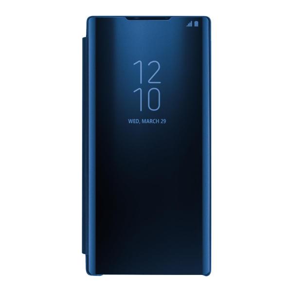 کیف کلاسوری مدل Clear View Standing مناسب برای گوشی موبایل شیائومی Redmi Note 10 / Note 10 Pro