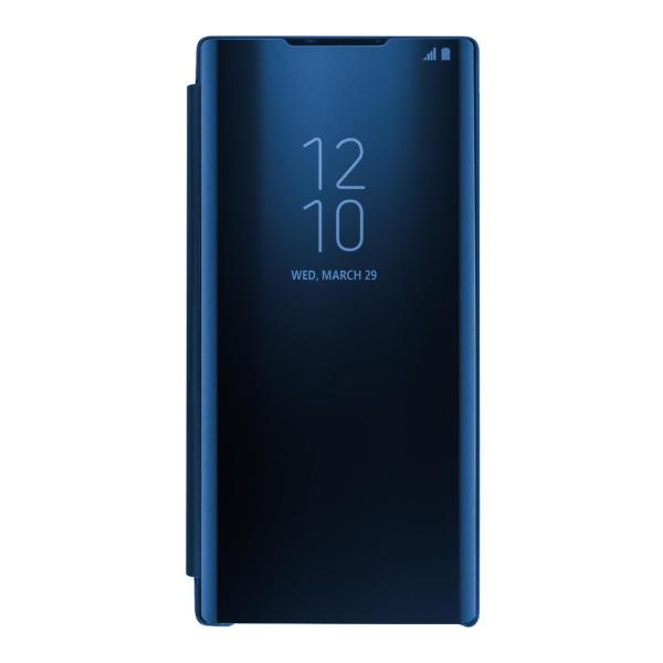 کیف کلاسوری مدل Clear View Standing مناسب برای گوشی موبایل شیائومی Redmi Note 8               ( قیمت و خرید)