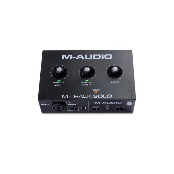کارت صدا ام-آدیو مدل M-TRACK SOLO