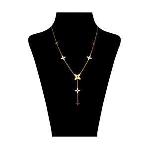 گردنبند طلا 18 عیار زنانه مایا ماهک مدل SM0446