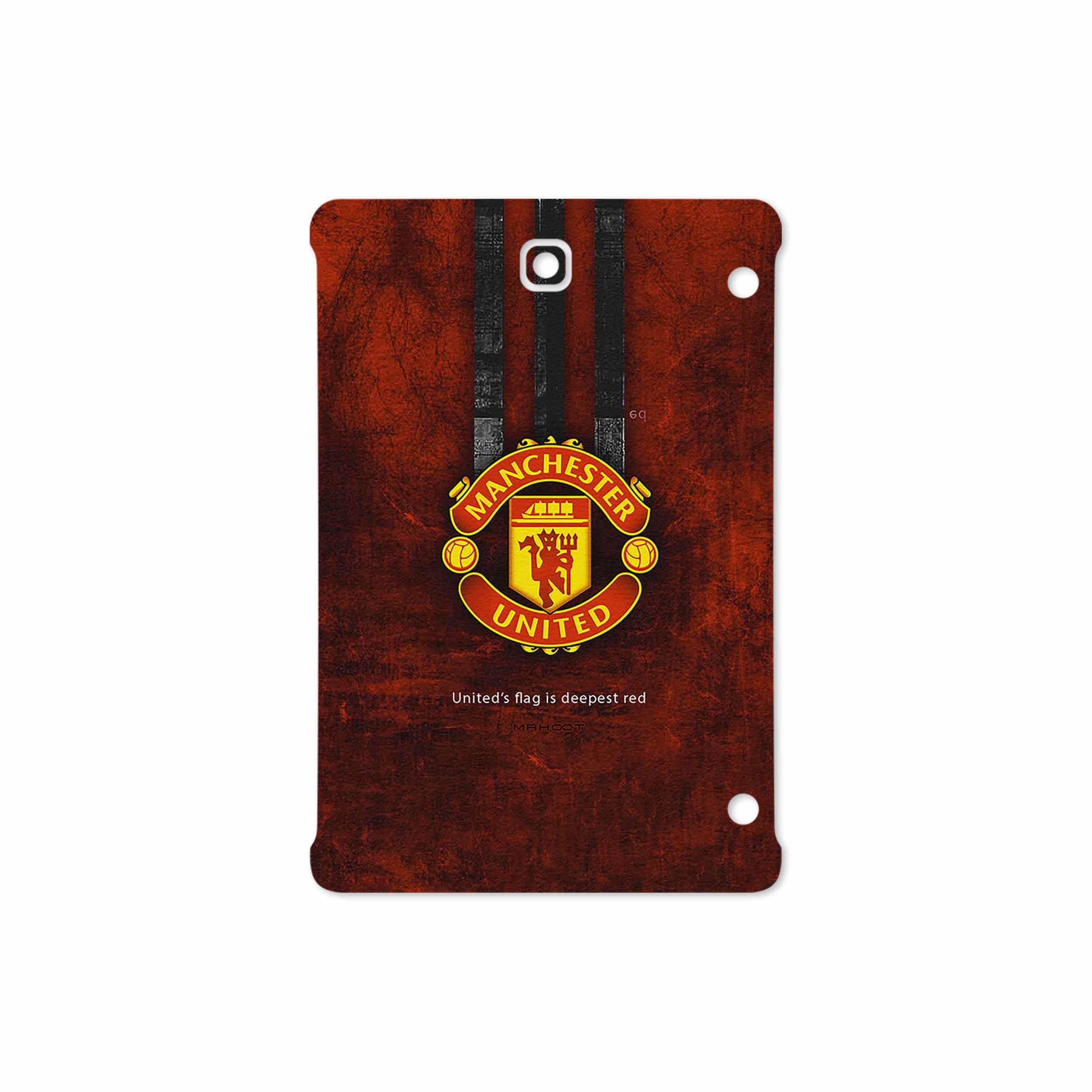 بررسی و خرید [با تخفیف]                                     برچسب پوششی ماهوت مدل Manchester-United مناسب برای تبلت سامسونگ Galaxy Tab S2 8.0 2016 T719N                             اورجینال