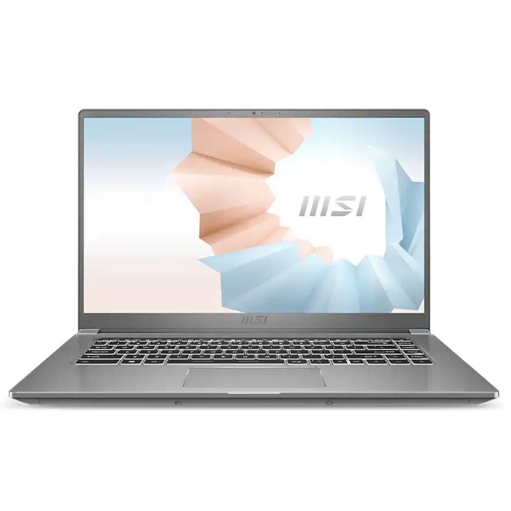 لپ تاپ 15.6 اینچی ام اس آی مدل Modern 15 - A5M