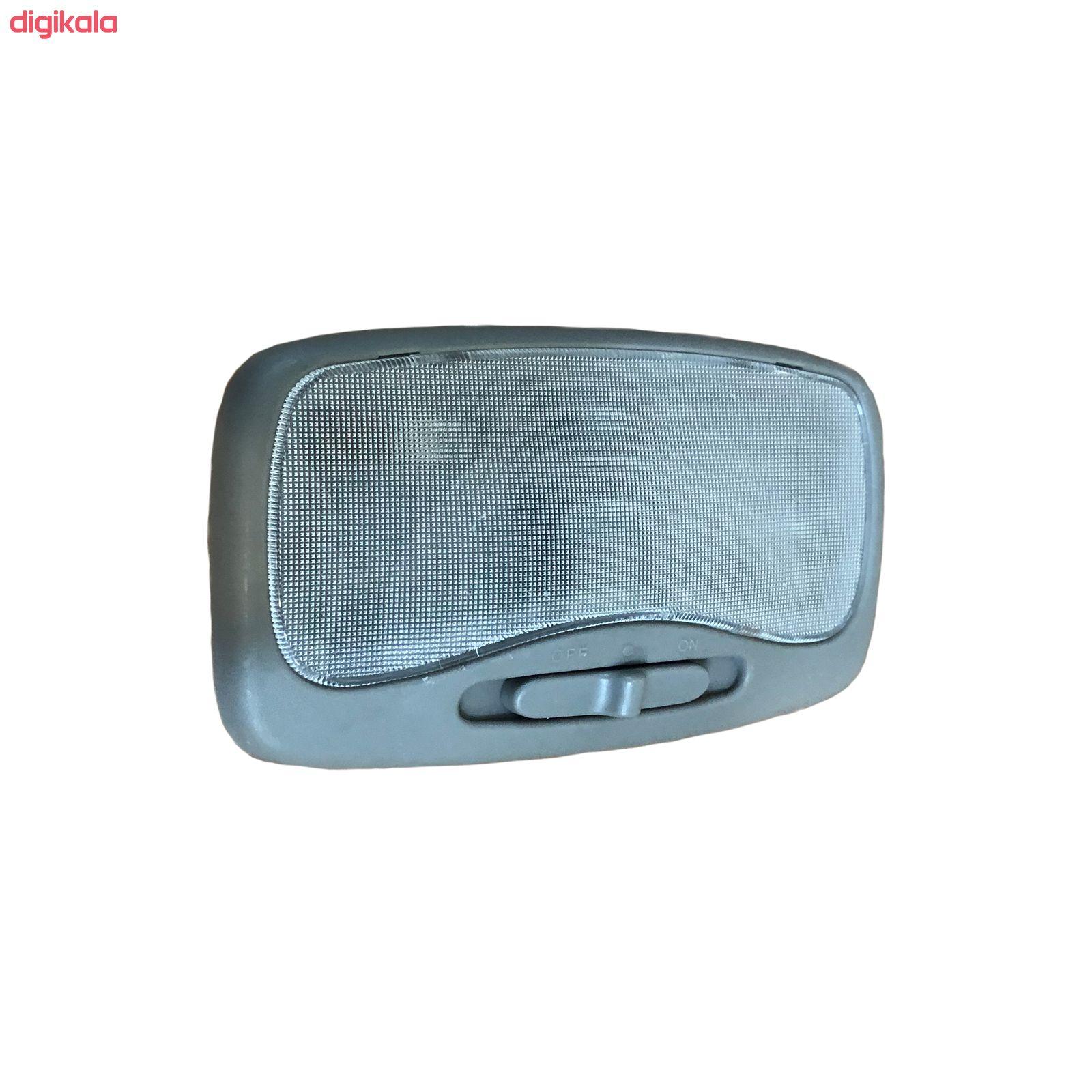 چراغ سقف خودرو کد 1259875 مناسب برای تیبا main 1 1