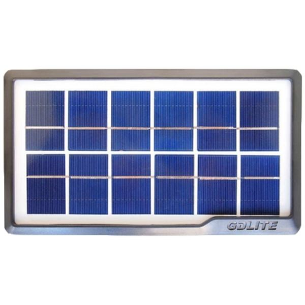 پنل خورشیدی جی دی لایت مدل GD-035WP ظرفیت 3.5 وات