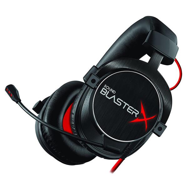 هدفون کریتیو مدل  BLASTERX H7