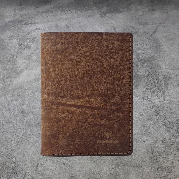 کیف مدارک چرم بارثاوا مدل 1508C