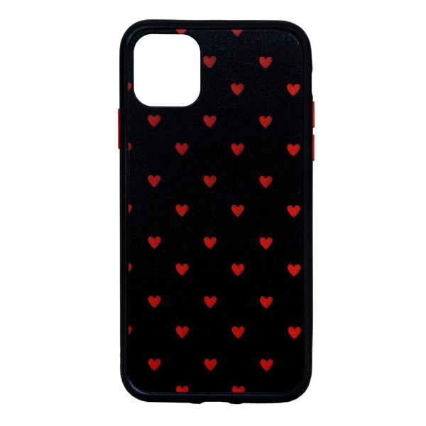 کاور طرح قلبی مدل AT011 مناسب برای گوشی موبایل اپل iPhone 11 Pro Max