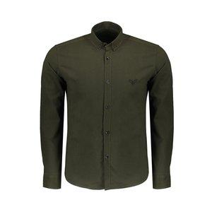 پیراهن آستین بلند مردانه مدل S160
