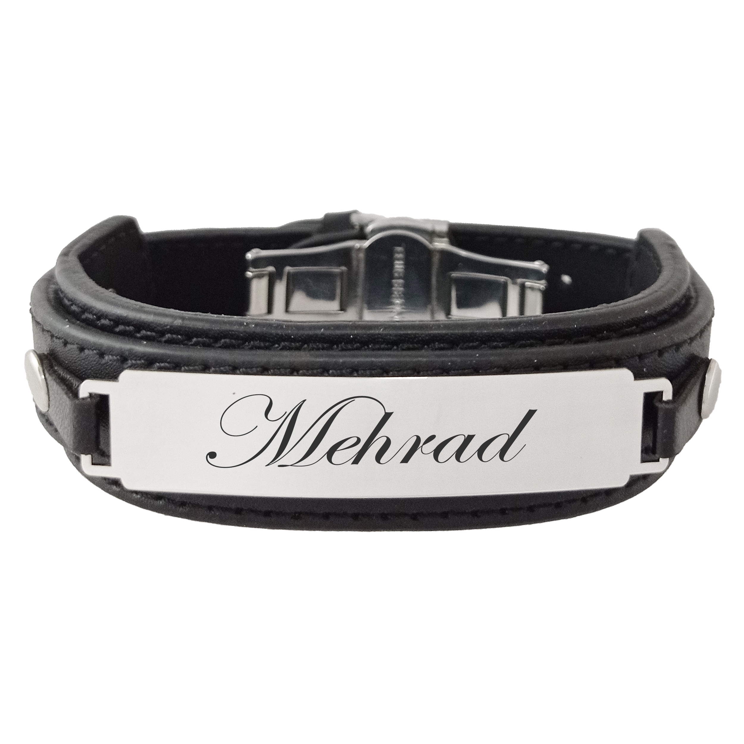 دستبند مردانه ترمه ۱ مدل مهراد کد Sam 979