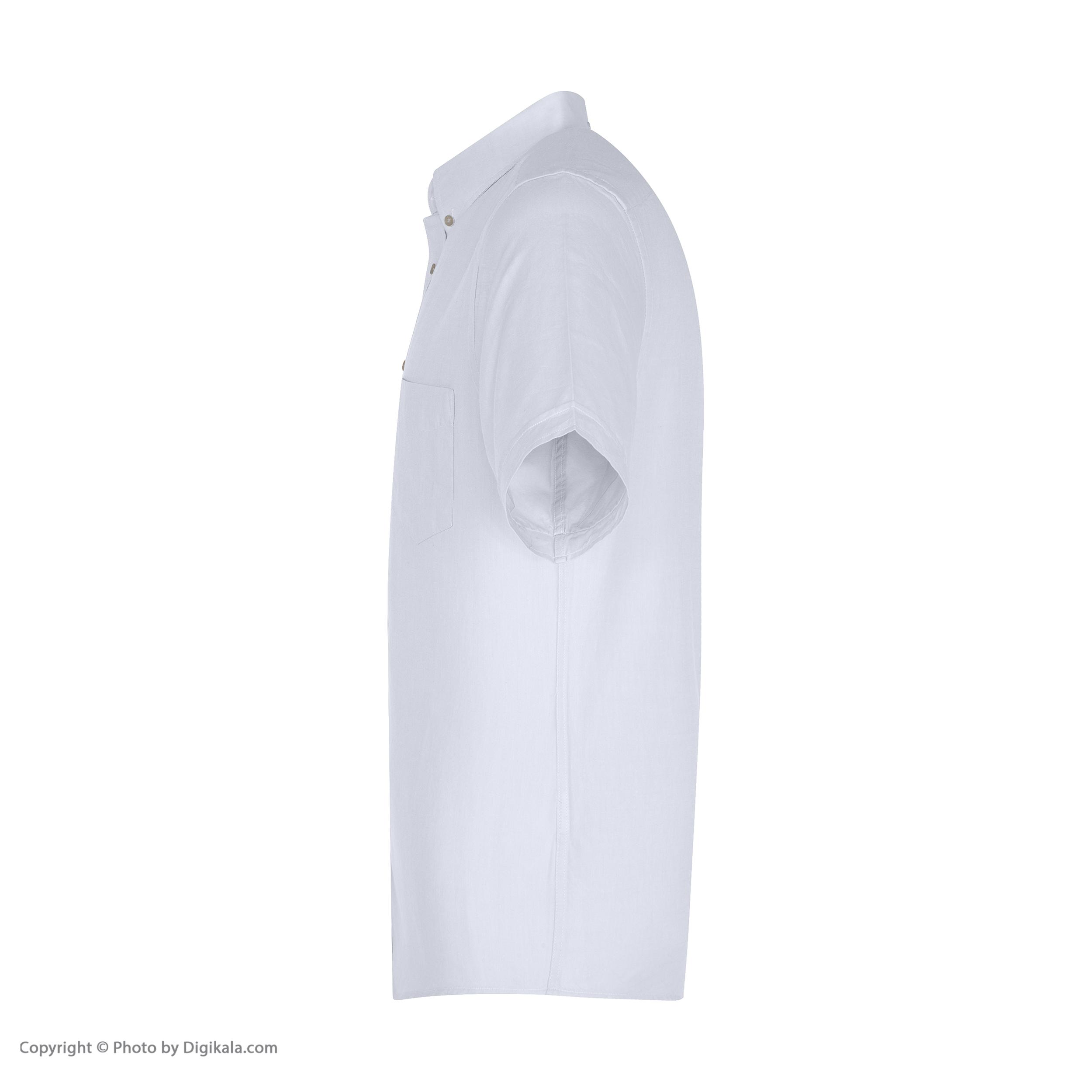 خرید                                     پیراهن مردانه جاستیفای مدل M0402030SH-3