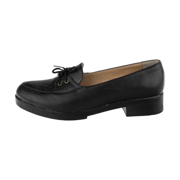 کفش روزمره زنانه ساتین مدل 5m11a500103