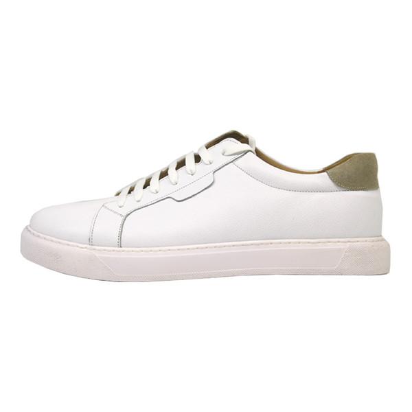 کفش روزمره مردانه چرم آرا مدل sh018 -s