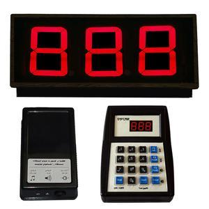 دستگاه فراخوان مشتري اسكار مدل RF5002