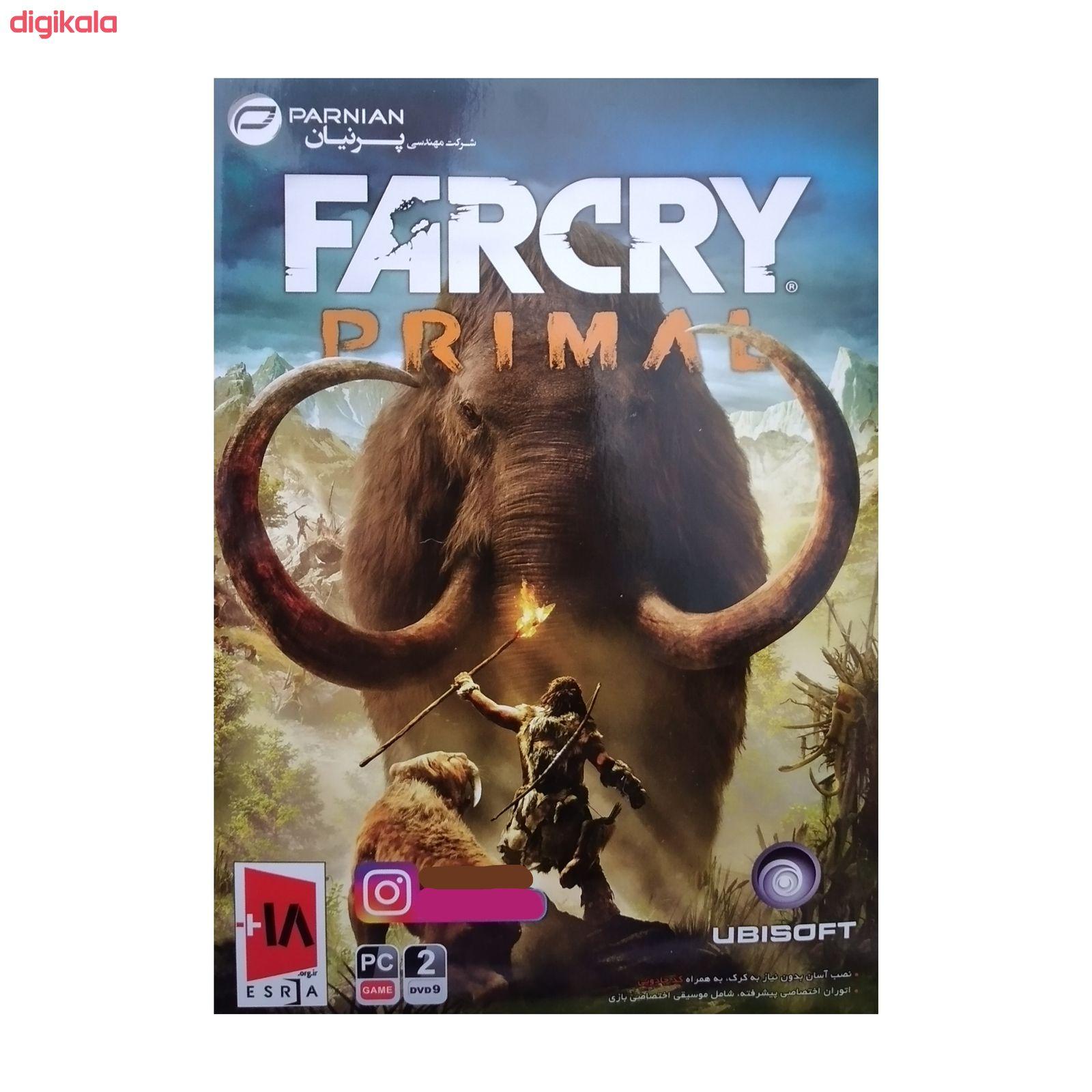 بازی FARCRY PRIMAL مخصوص PC main 1 1