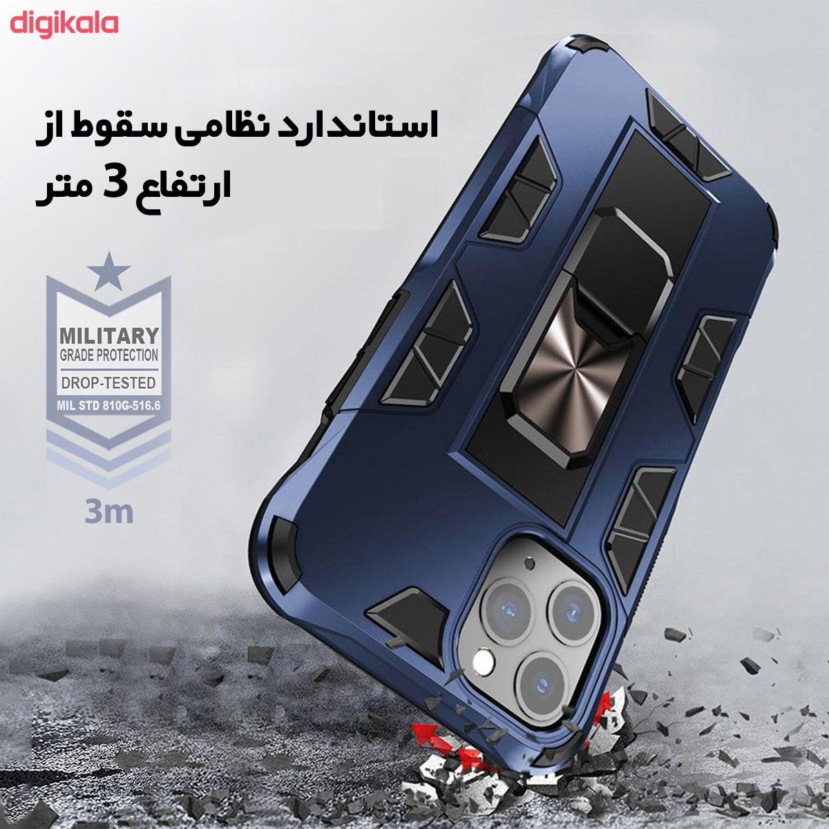 کاور لوکسار مدل Defence90s مناسب برای گوشی موبایل اپل iPhone 11 Pro main 1 3