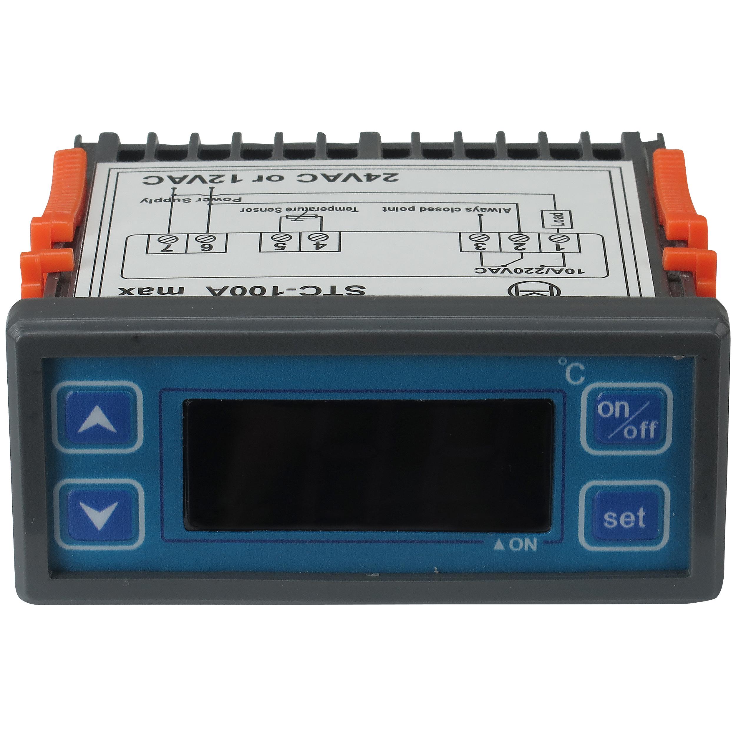 کنترلر دما مدل STC-100A max