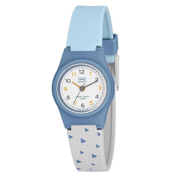 ساعت مچی عقربه ای دخترانه کیو اند کیو مدل VP47J035Y