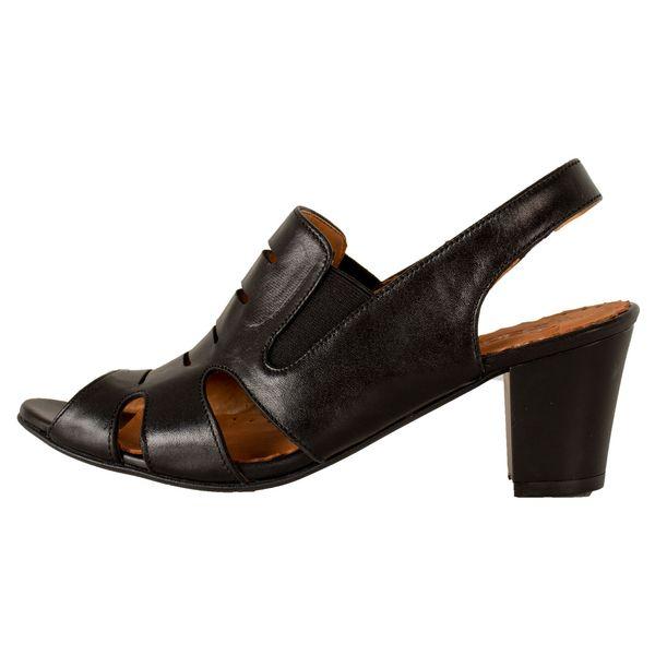 کفش زنانه پارینه چرم مدل SHOW29