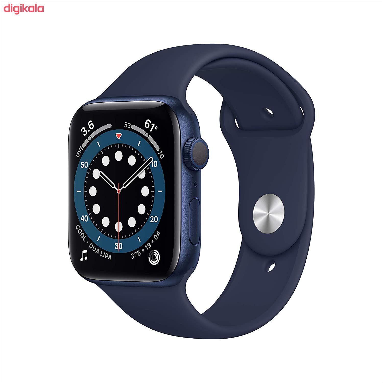 ساعت هوشمند اپل سری 6 مدل Aluminum Case 44mm main 1 10