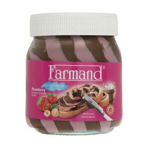 شکلات صبحانه فندقی فرمند با طعم توت فرنگی - 330 گرم
