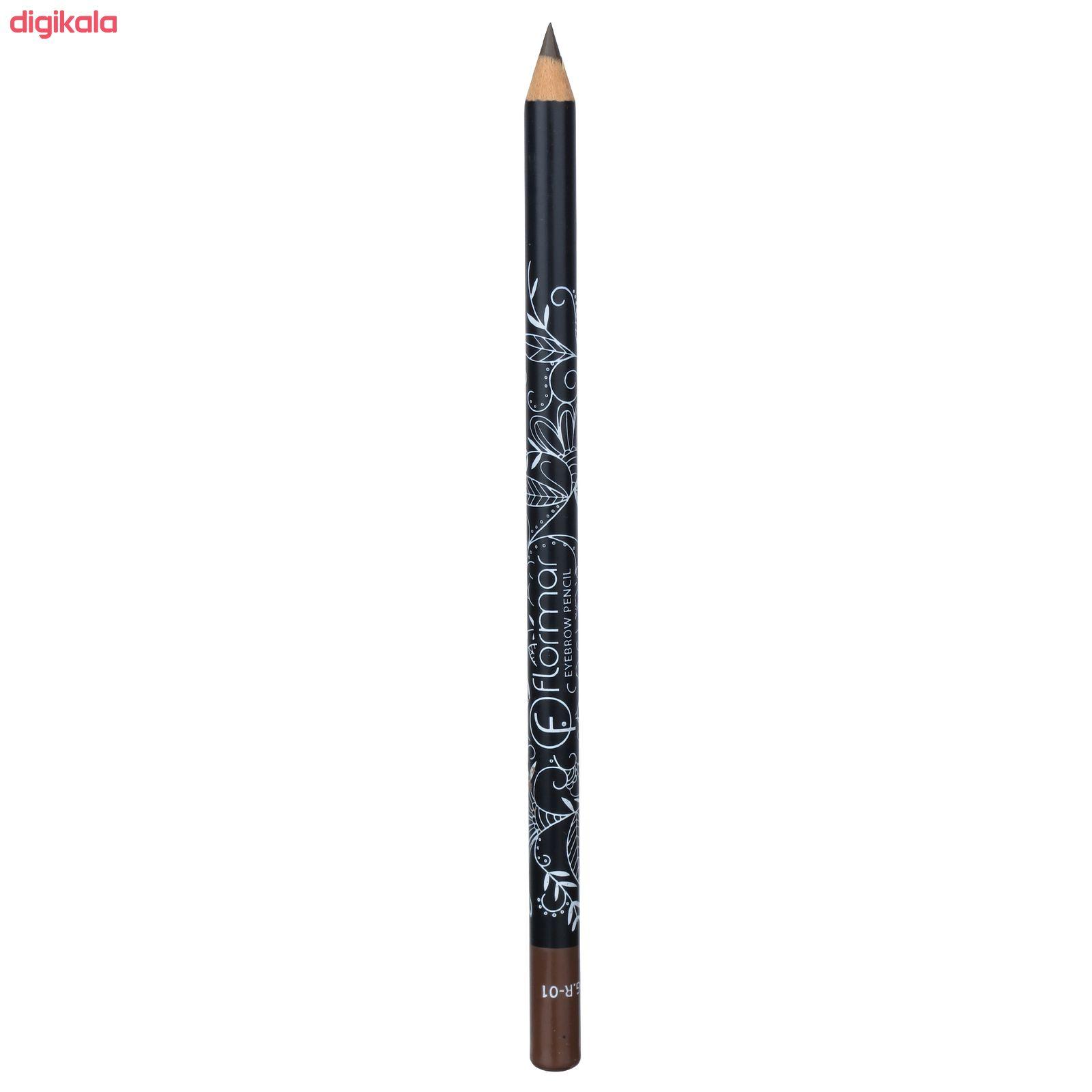 مداد ابرو  فلورمار شماره 02 main 1 1
