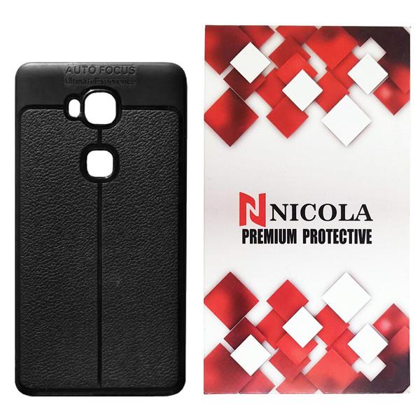 کاور نیکلا مدل N_ATO مناسب برای گوشی موبایل آنر 5X