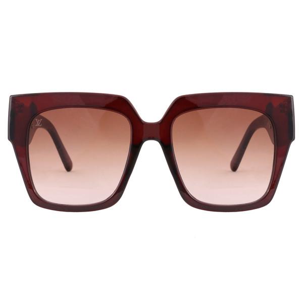 عینک آفتابی زنانه لویی ویتون مدل LV828-LUX