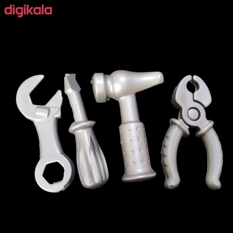 ست اسباب بازی ابزار مکانیکی کد 24 main 1 1