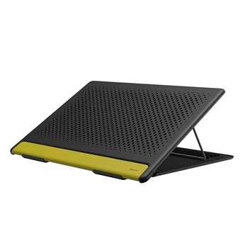 پایه نگهدارنده لپ تاپ باسئوس مدل Mesh Portable SUDD