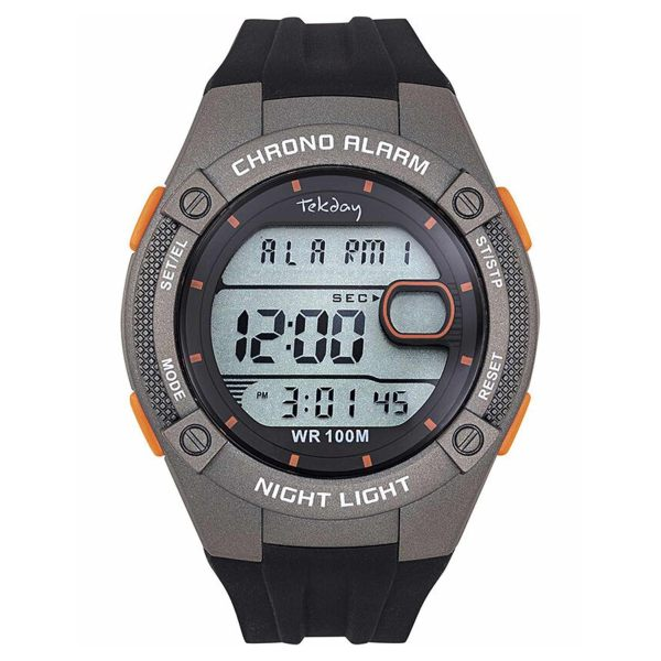 ساعت مچی دیجیتال مردانه تِک دی مدل 655942