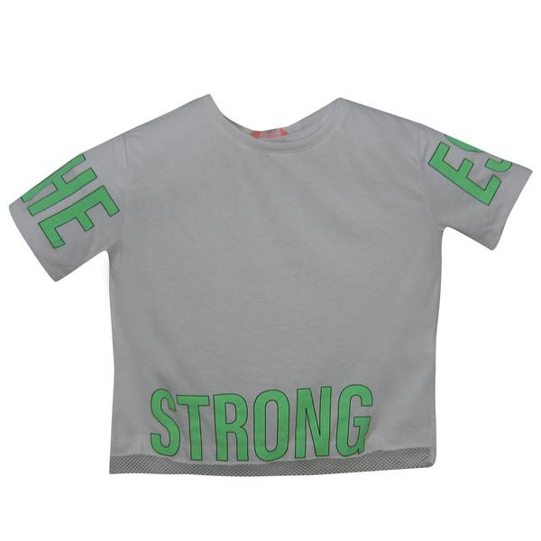 تی شرت آستین کوتاه زنانه دفکتو مدل  511374
