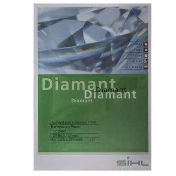کاغذ کالک A3 سیل مدل دیاموند 92 بسته 20 عددی