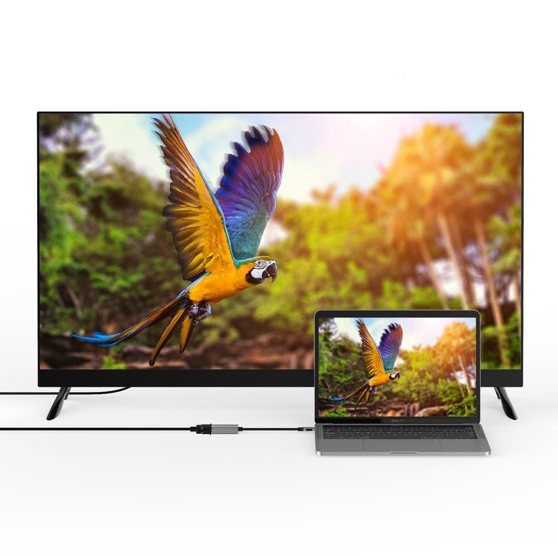 مبدلUSB-Cبه HDMI لنشن کد CU606V