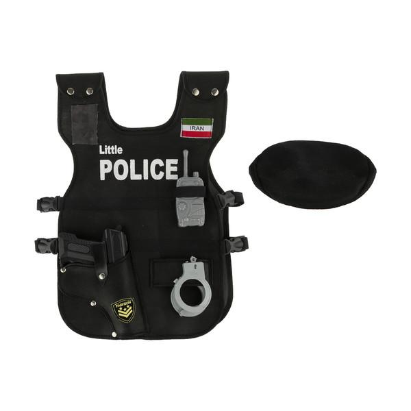 ست ایفای نقش طرح پلیس کد 9008