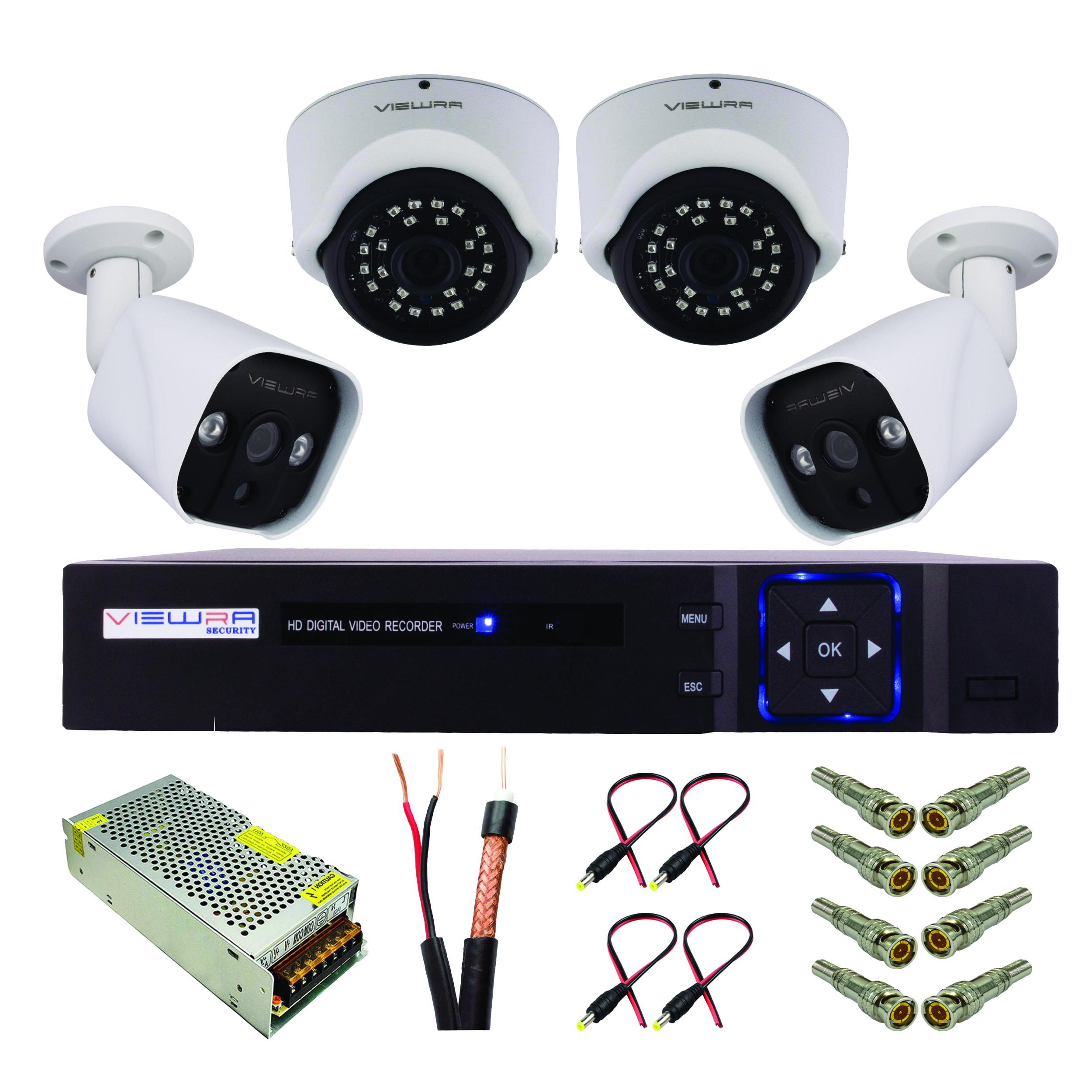بررسی و خرید [با تخفیف]                                     سیستم امنیتی مدلVG-901-2-950-2-2P                             اورجینال