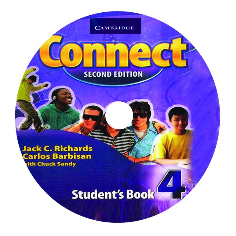 کتاب Connect 4 اثر جمعی از نویسندگان انتشارات الوندپویان