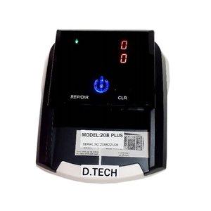 دستگاه تفکیک و تشخیص اصالت اسکناس دیتک مدل 208 plus