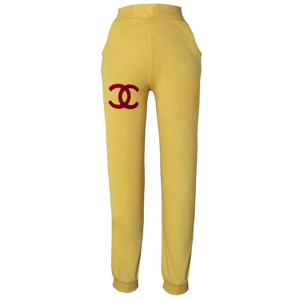 خرید                                      شلوار زنانه مدل Y- CH رنگ زرد                     غیر اصل