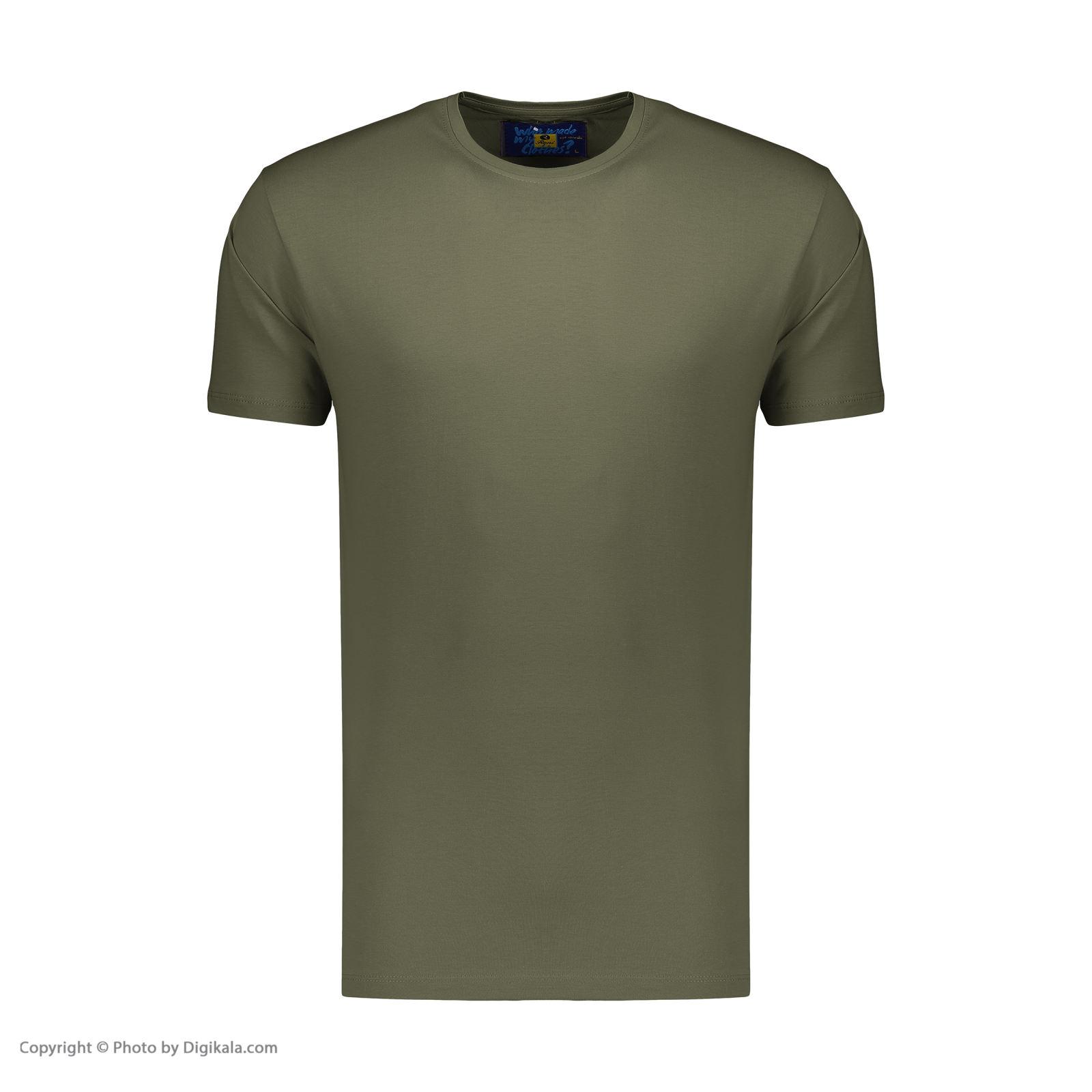 تیشرت مردانه رونی مدل 31110004-23 -  - 2