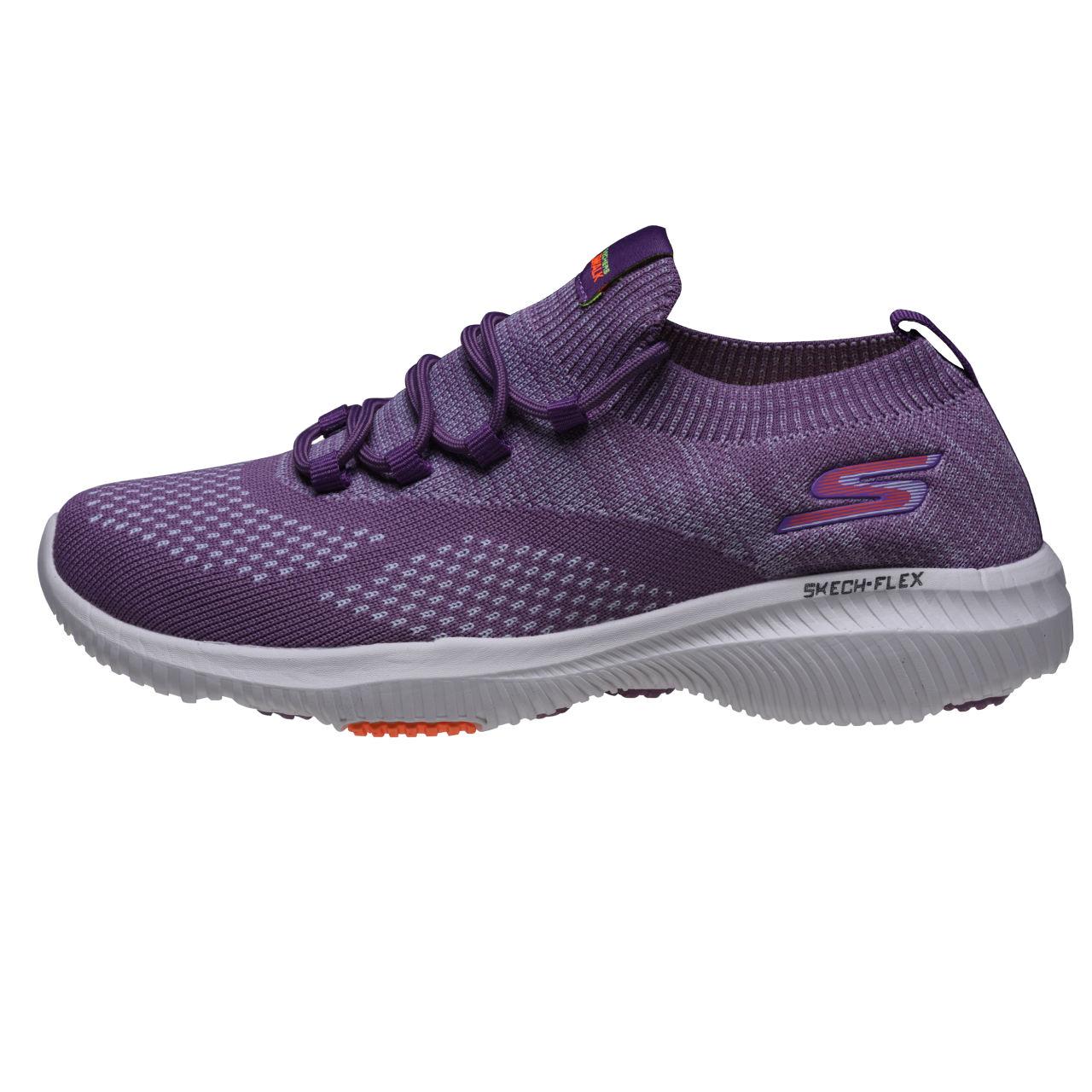 کفش پیاده روی زنانه اسکچرز مدل skech-flex1