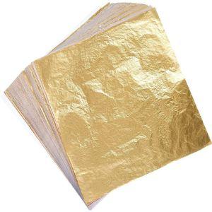 ورق طلا مدل VT001 بسته 20 عددی